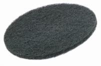 ECONOMY BLACK FLOOR PADS, stripping