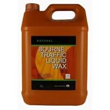 BOURNE TRAFFIC LIQUID WAX x 5Lt