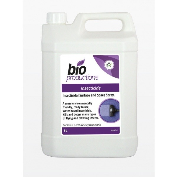 INSECTICIDE - BIO-PRODUCTIONS x 5Lt