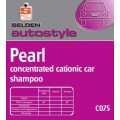 C075 PEARL, concentrated cationic car shampoo - Selden x 5Lt
