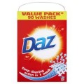 DAZ WASHING POWDER,concentrated - 90 washes