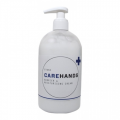 EVANS CAREHANDS BARRIER CREAM PUMP BOTTLE   - wet & dry work x 500ml