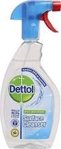 DETTOL ANTI-BACTERIAL SURFACE CLEANSER, trigger x 750ml