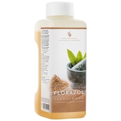 FLORAZOL SANDALWOOD, Evans Concentrated Deodoriser x 1Lt