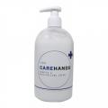 EVANS CAREHANDS BARRIER CREAM PUMP BOTTLE   - wet & dry work x 500ml