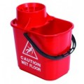 EXCEL MOP BUCKET - RED,